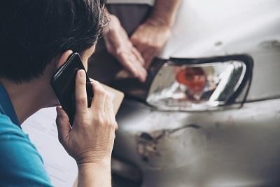 Car accident claim process