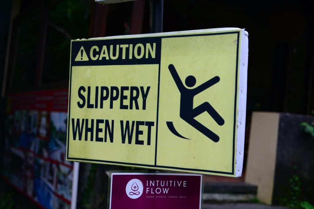 Slip & Fall Accident